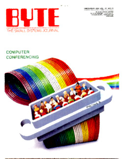byte-magazine Computer Conferencing