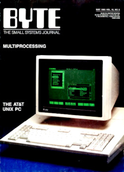 byte-magazine Multiprocessing (alt. scan)