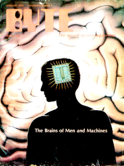 byte-magazine The Brains of Men and Machines