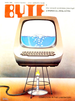 byte-magazine Computers in the Labratory