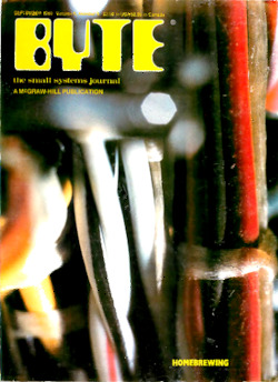 byte-magazine Homebrewing