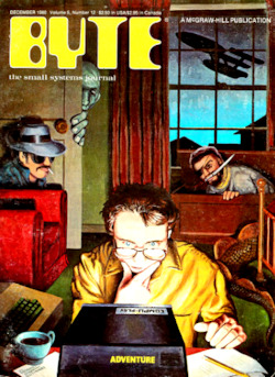 byte-magazine Adventure