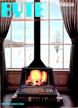 byte-magazine Winter Computing