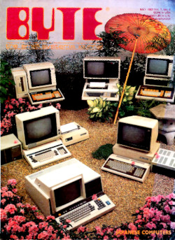 byte-magazine Japanese Computers (alt. Scan)