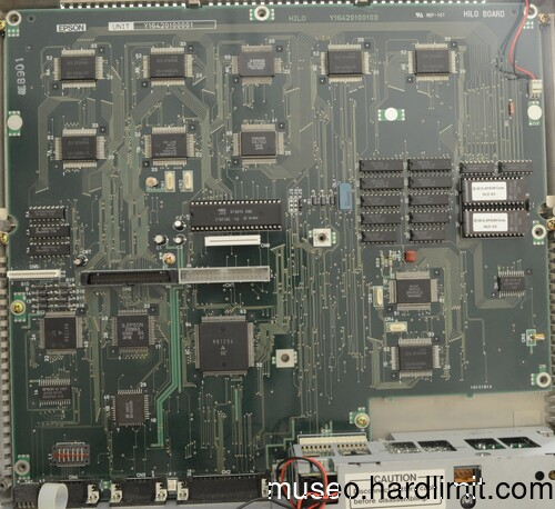 Epson PC Portable Motherboard