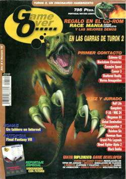 game-over Año 2 · Nº 14