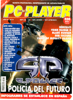 pc-player Año III · N.º 31